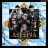 Asesina Remix - Brytiago Darell Daddy Yankee Ozuna Anuel AA Portada del disco