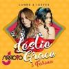 Leslie Grace Ft. Farina – Lunes A Jueves (JArroyo Hype Acapella Intro) Portada del disco