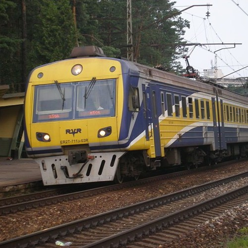 LW #2: A Trip on the Rīga-Jelgava Railway and News from October 29th - November 4th, 2018