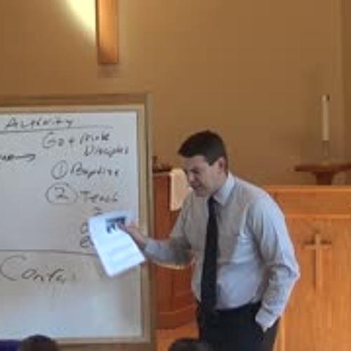 11/4/18 - Adult Sunday School - 2018 Abiding Faith Cottage Meetings