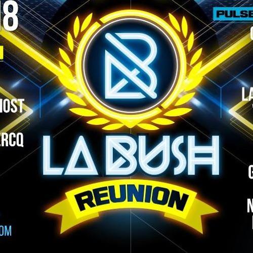 Jochen @ Labush Reunion 31 October 2018