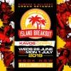 Island Breakout 2019 - Mix 001 - Hip Hop, Bashment, Afrobeats (Mixed by DJ Kapital)