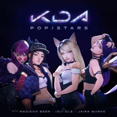 K/DA - POP/STARS (ft Madison Beer, (G)I-DLE, Jaira Burns)