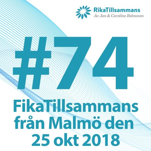 """#74 - FikaTillsammans med Arne """"Kavastu"""" Talving, Marcus Hernhag & Alexander Gustafsson"""