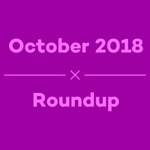 Episode 36 - October 2018