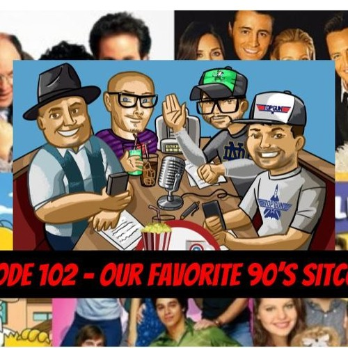 Episode 102- Our Top Five 90's Sitcoms