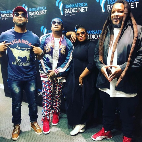 South African Group Bongo Maffin On LIFESTYLE With Mon D 02:11:2018