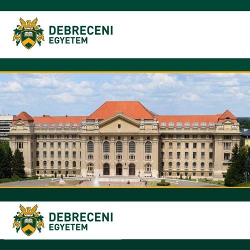 Debreceni Egyetem 2018. szeptember