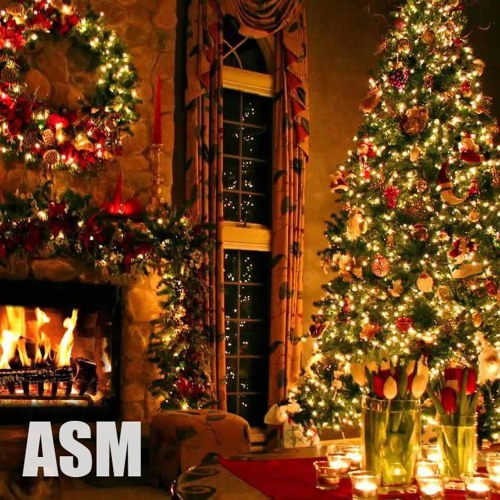 Instrumental Christmas Music.Christmas Happy Holiday Background Music Instrumental