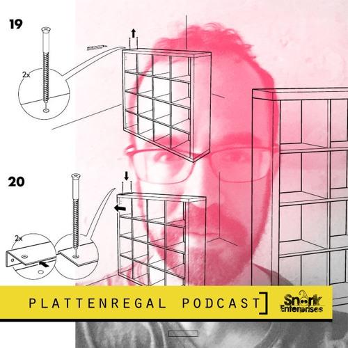 Peter Kirn - Plattenregal Podcast