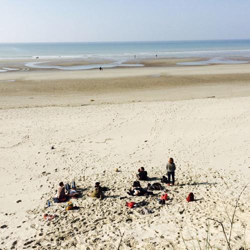 Quand la mer se retire - Aurélie Boudet et Ecaterina Vidick