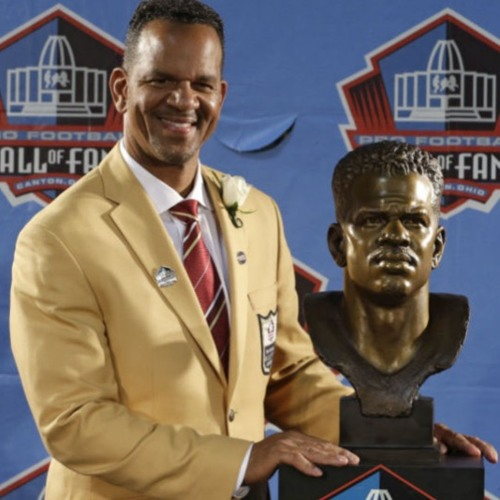 NFL Hall of Famer Andre Reed on teaching kids to read and financial literacy