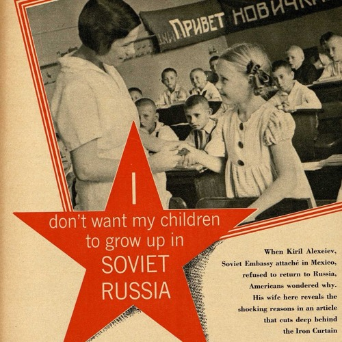 Soviet and American Children in the Cold War