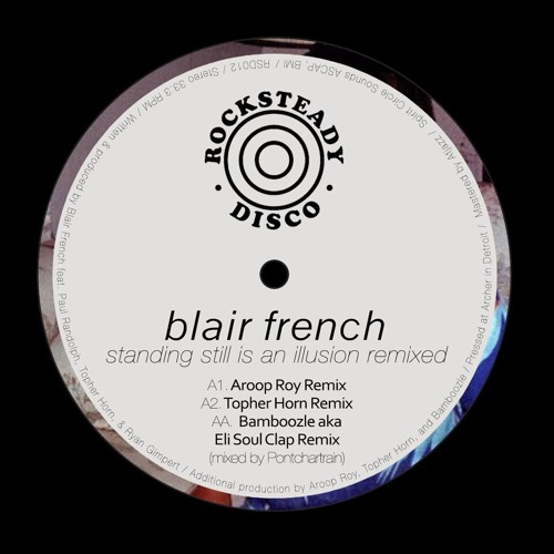 """DC Promo Tracks #279: Blair French """"Standing Still Is An Illusion"""" (Aroop Roy Remix)"""