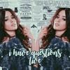 Camila Cabello-I have questions (live)