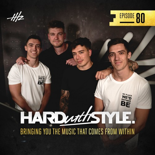 Headhunterz - HARD with STYLE Episode 80: Guestmix by KELTEK