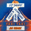 Download DJ Snake - Taki Taki (with Selena Gomez, Ozuna & Cardi B) JM Remix Mp3
