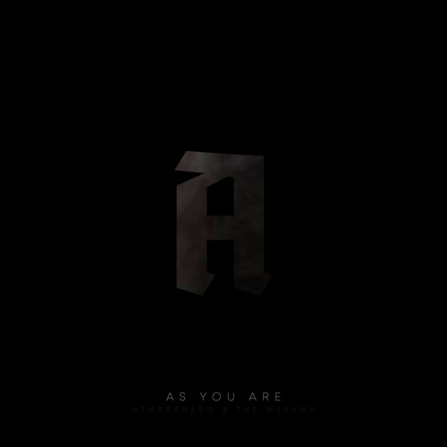 As You Are (The Weeknd)