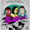 Anuel AA Ft Prince Royce y Becky G - Bubalu Portada del disco