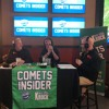 Comets Insider w/ Zack MacEwen, Joe Roberts and Cory Hergott. 11/05/18