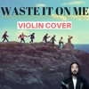 Waste It On Me Cover