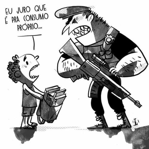 Anti-Bolsonarismo - SANTA MADRE 999BOSS