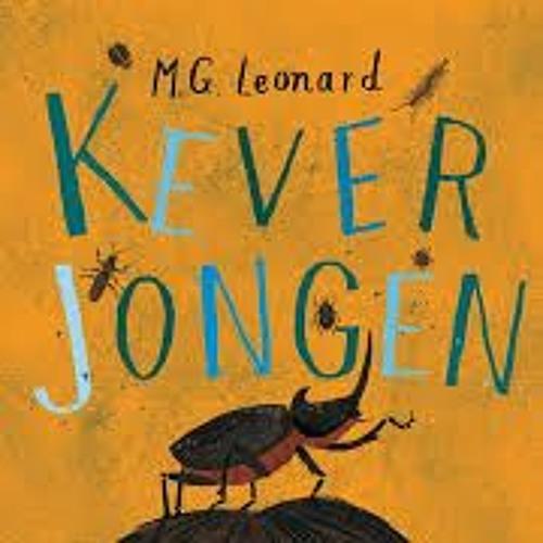 Keverjongen -  M.G. Leonard, voorgelezen door Bas Westerweel