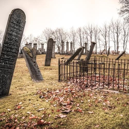 Swiss Up! - Who's buried here?