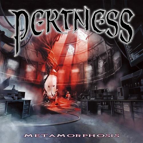 PERTNESS - Metamorphosis (PURE STEEL RECORDS)