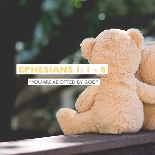 Adopted Through Christ Jesus - 4th Nov 2018 AM - Pastor Nick Serb