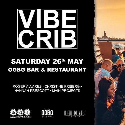 Roger Alvarez - Vibe Crib Gothenburg