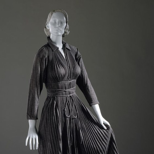 """67. Fashion in Focus: Claire McCardell's """"Monastic Dress"""""""