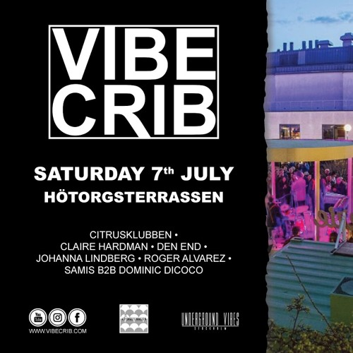 Citrusklubben - Vibe Crib Stockholm