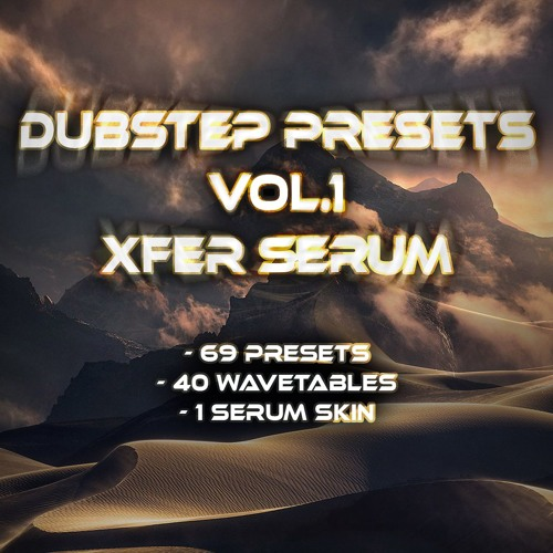 Derpcat Dubstep Serum presets vol 1 [Out Now!] by Derpcat