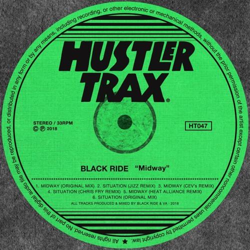 [HT047] Black Ride - Midway EP Incl. Jizz, CEV's , Chris Fry & Heat Alliance Rmx
