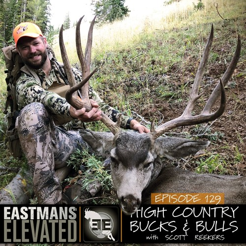 Episode 129:  Bucks and bulls with Scott Reekers