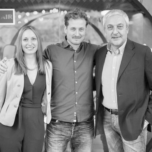 Ep. 151 Monty Waldin interviews Lisa and Luca Tommasini (San Gervasio Winery)