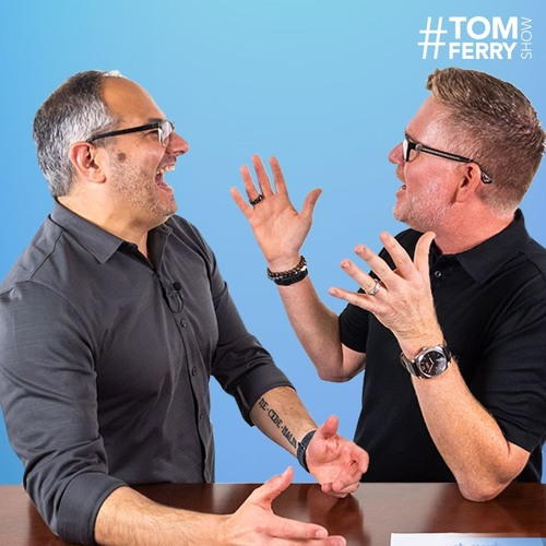 Controlling Your Unique Story and Slowing Down to Stand Out in a Noisy World   #TomFerryShow