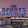 Sports Hangover w/Gus Kattengell (11/6/18) Hr 1 - David Grubb, John Hendrix, Glenn Guilbeau