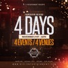 2018 THANKSGIVING WEEKEND IN CHICAGO PROMO MIX HOSTED BY D.I.S ENTERTAINMENT