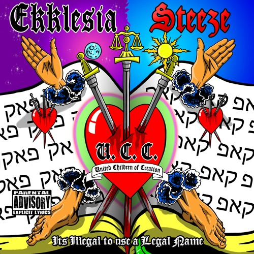 UCC - United Children of Creation - Ekklesia Steeze - Its IDzILLEAGLE to Use a Legal Name