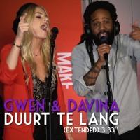 Glen Faria Ft. Davina Michelle - Duurt Te Lang (Mashup Extended)