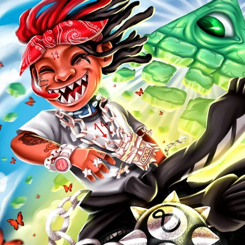 A L L T Y  3 ft  Baby Goth by Trippie Redd | Free Listening on