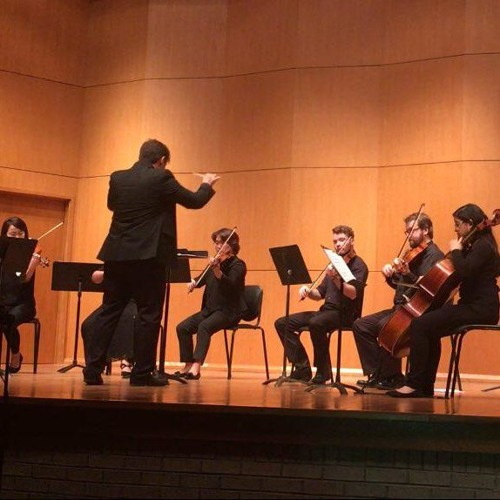 Paradigm, for String Orchestra