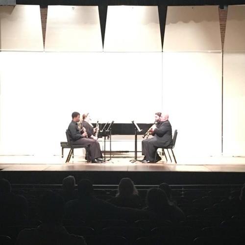 The Maze, for Clarinet Quartet