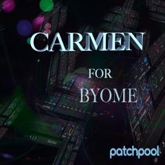 Modal Walk – Carmen For BYOME