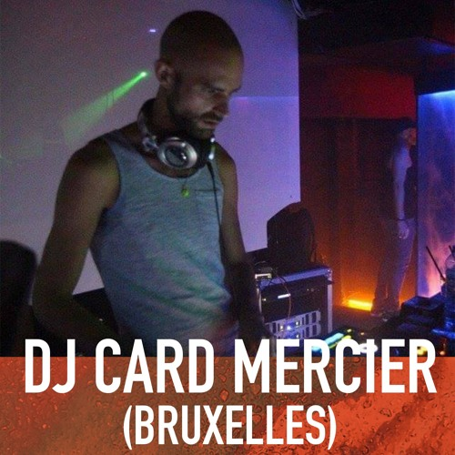 #39 CARD MERCIER - MECX NOV 2018 PROMO