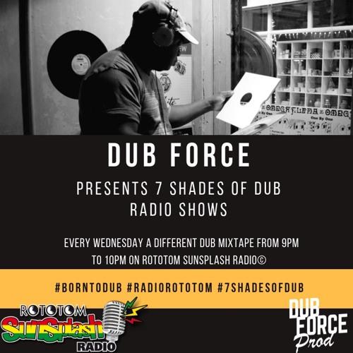 Time to Dub - Rototom Sunsplash Radio & Dub Force