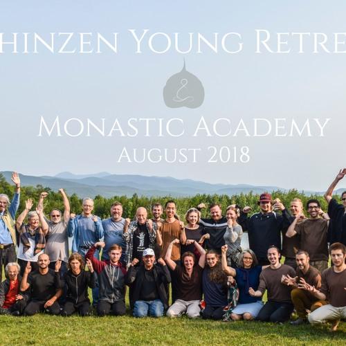 Shinzen Young August 2018 Retreat at the Monastic Academy