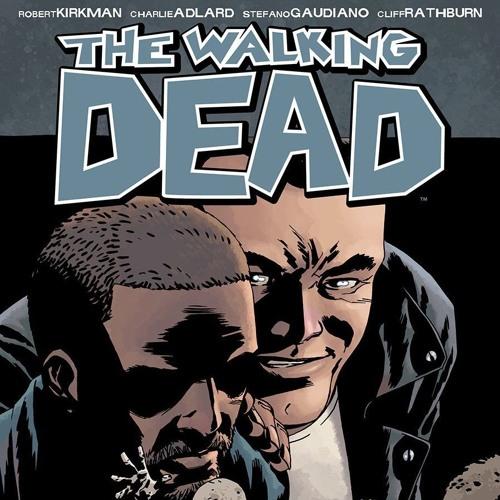 Ep 123: The Walking Dead comic artist Charlie Adlard on 15 years illustrating the undead!